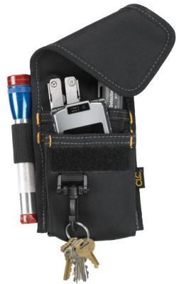 CLC CUSTOM LEATHER CRAFT Multi-Purpose Tool Holders, 4 Compartments