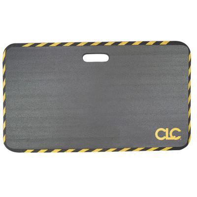 CLC CUSTOM LEATHER CRAFT Industrial Kneeling Pads, Large, Black