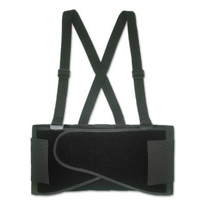 CLC CUSTOM LEATHER CRAFT Elastic Back Support Belts, X-Large, Black