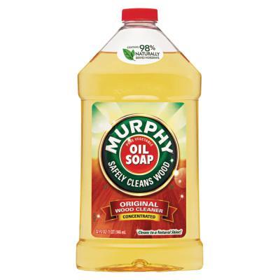 MURPHY'S OIL Original Wood Cleaner, Liquid, 32oz