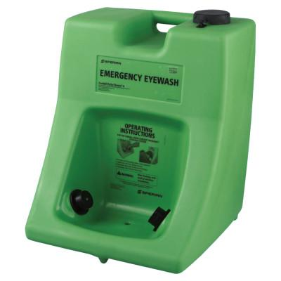 HONEYWELL Porta Stream II Emergency Eyewash Station, 8 oz
