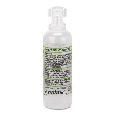 HONEYWELL NORTH Eyesaline Personal Eyewash Products, 1 oz