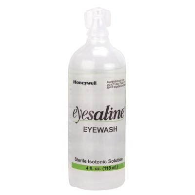 HONEYWELL NORTH Eyesaline Personal Eyewash Products, 4 oz