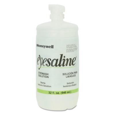 HONEYWELL Eyesaline Wall Station Refill Bottle, 32 oz, 461 Wall Station