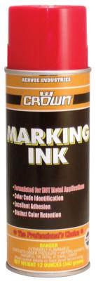 CROWN BLACK STENCIL INK