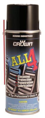 CROWN All-4, 10 oz, Aerosol Can