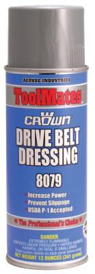 CROWN Drive Belt Dressings, 16 oz Aerosol Can