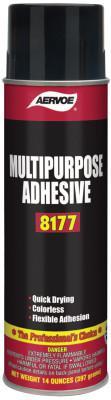 CROWN Multi-Purpose Adhesives, 15 oz, Aerosol Can
