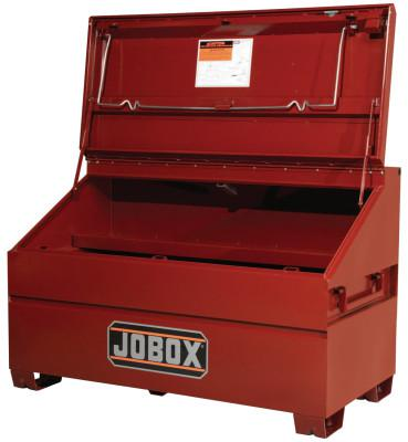 JOBOX Slope Lid Boxes, 60 in X 30 in X 39 1/2 in