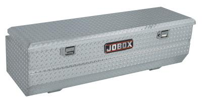 JOBOX ALUMINUM FULLSIZE CHEST59-5/16X17-5/16X20-5/8""