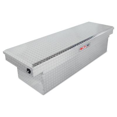 JOBOX Bright Deep Full-Size Single Lid Aluminum Crossover Box