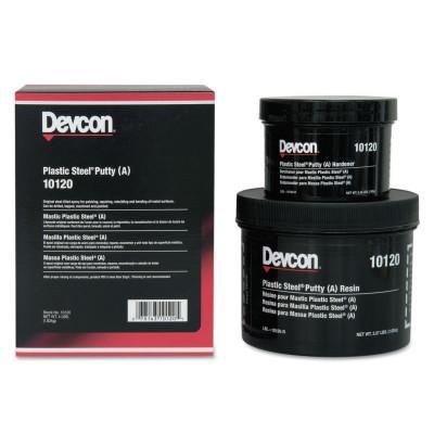 DEVCON Plastic Steel Putty (A), 4 lb Kit