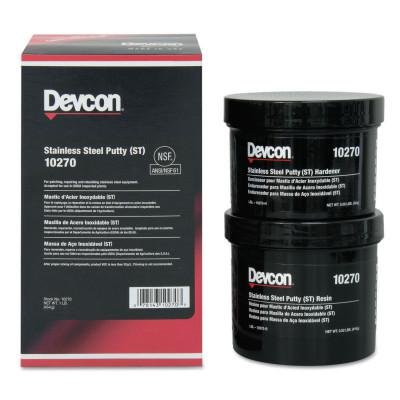 DEVCON Stainless Steel Putty (ST), 1 lb Can