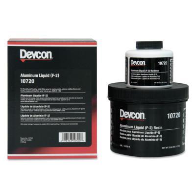 DEVCON Aluminum Liquid (F-2), 3 lb, Aluminum