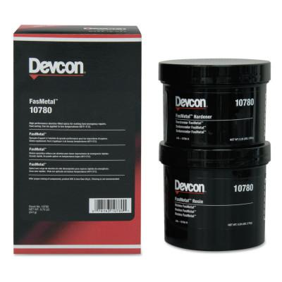 DEVCON FasMetal, 3/4 lb, Can, Grey
