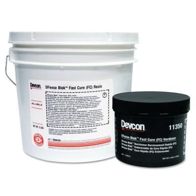 DEVCON DFense Blok Fast Cure, 9 lb Tub, Gray