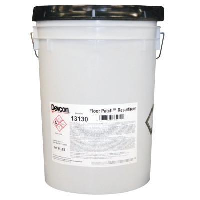DEVCON Floor Patch Resurfacer, 41 lb Plastic Container, Gray