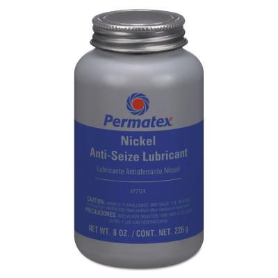 PERMATEX Nickel Anti-Seize Lubricants, 8 oz Brush Top Bottle