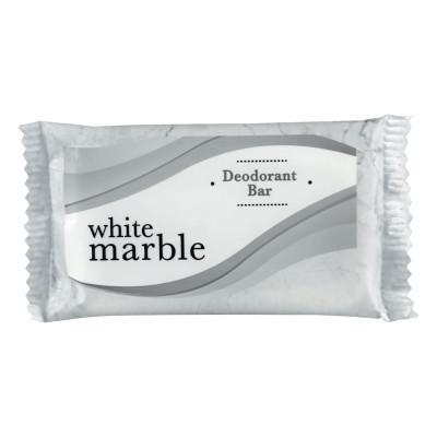 DIAL AMENITIES Individually Wrapped Deodorant Bar Soap, White, .75oz Bar
