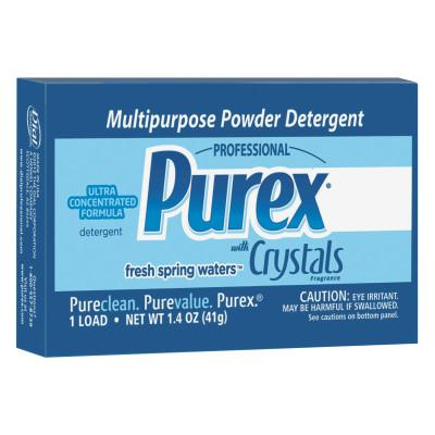 PUREX Ultra Concentrated Powder Detergent, 1.4oz Box, Vend Pack