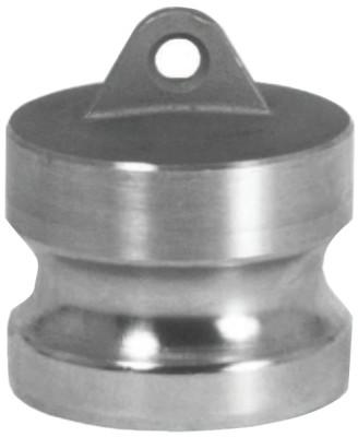 DIXON VALVE Andrews/Boss-Lock Type DP Cam and Groove Dust Plugs, 1 in