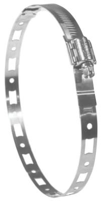 """DIXON VALVE Make-A-Clamp Kit, 1/2"""" X 8 1/2', Stainless Steel 301"""