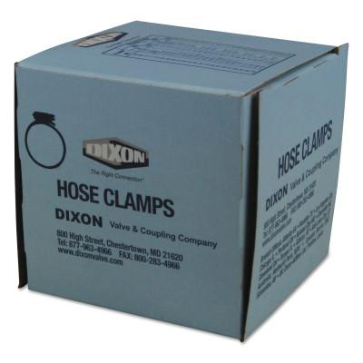 DIXON VALVE Make-A-Clamp Accessories, 1/2 in, Includes 10 Adjustable Fasteners