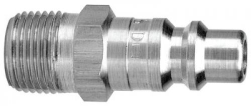 Quick Connect Fittings >> Dixon Valve Air Chief Aro Speed Quick Connect Fittings 1 4 In Npt M Steel