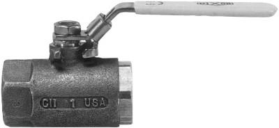 "DIXON VALVE 1"" LOCKOUT VENTING BALL"