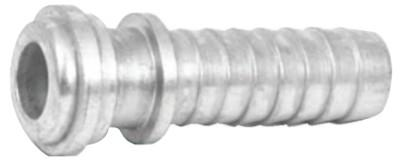 DIXON VALVE Plated Steel Stems, 1 in Hose