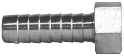 DIXON VALVE Shank Type Fittings, 1 1/4 in, Female