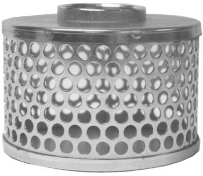 DIXON VALVE Threaded Round Hole Strainers, Strainer, 3 in Inlet