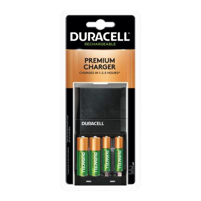DURACELL ION SPEED™ 4000 Hi-Performance Charger, AA and AAA Batteries