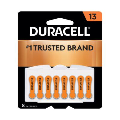 DURACELL Button Cell Lithium Battery, #13