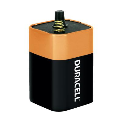 DURACELL Duracell Lantern Batteries, Non-Rechargeable Alkaline, 6 V, Lantern