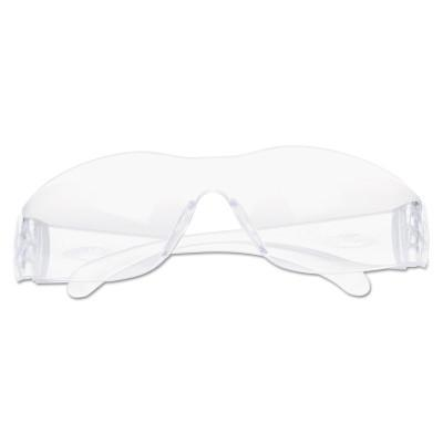 SAFEWAZE Virtua Safety Eyewear, Clear Lens, Uncoated