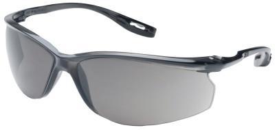 SAFEWAZE Virtua Sport CCS Safety Eyewear, Gray Lens, Polycarbonate, Anti-Fog, Frame