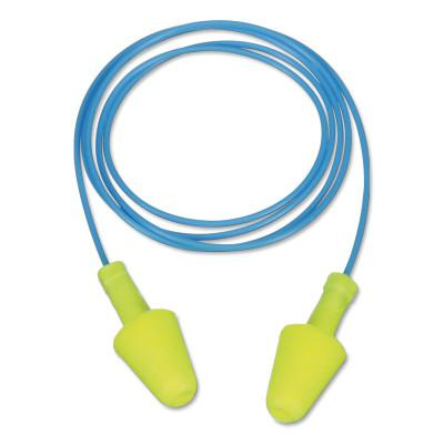 EAR E-A-R™ Flexible Fit Corded Earplug, Foam, Yellow