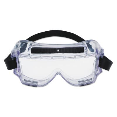 AO SAFETY Centurion Splash Goggles, Clear/Clear, Hard Coat