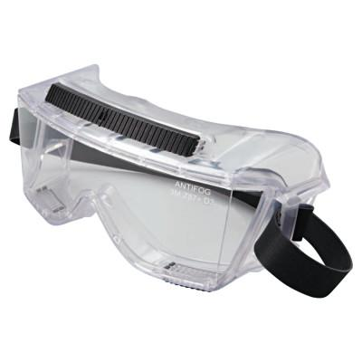 AO SAFETY Centurion Splash Goggles, Clear/Clear, Antifog