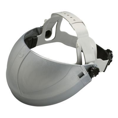 AO SAFETY H8A-S High Heat Headgear, H8A-S, Silver, Cap