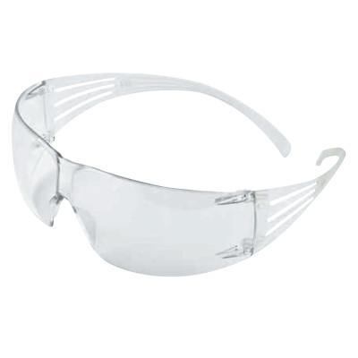 SAFEWAZE SecureFit Protective Eyewear, 200 Series, Clear Lens, Anti-Fog