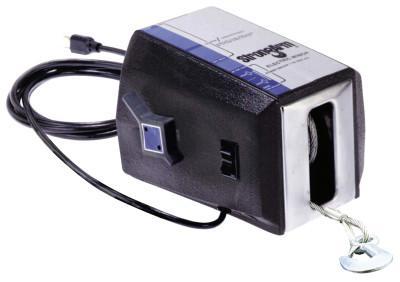 DUTTON-LAINSON SA Series 120 Volt AC Electric Winches, 2,700 lb, w/Remote, Load Cap.