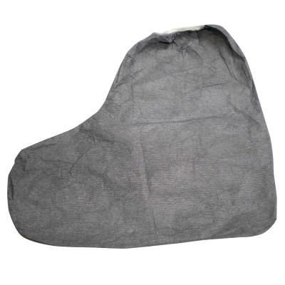 DUPONT Tyvek Shoe and Boot Covers, One Size Fits Most, Gray