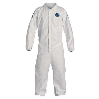 NEW DUPONT TYVEK 400D PERSONAL PROTECTION COVERALLS SIZE Med