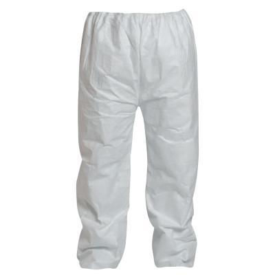 DUPONT Tyvek Pants Elastic Waist, 3X-Large
