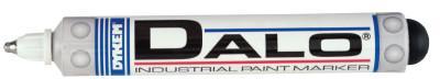 DYKEM DYKEM DALO Industrial Markers, White, Medium