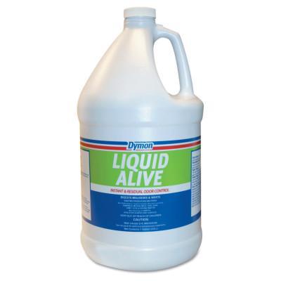 DYMON LIQUID ALIVE Odor Digester, 1gal Bottle