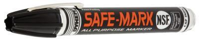 DYKEM Safe-Mark Markers, Black, Medium