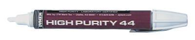 DYKEM High Purity 44 Markers, Red, Medium, Threaded Cap Tip